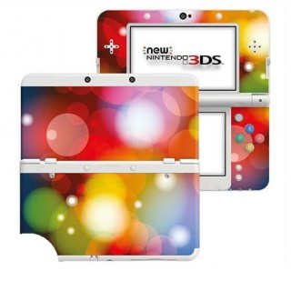 Bokeh New Nintendo 3DS Skin