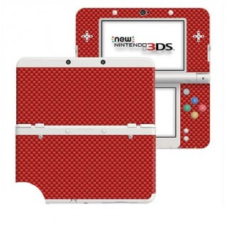 Carbon Rood New Nintendo 3DS Skin