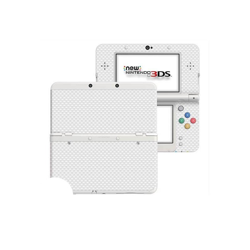 Carbon Wit New Nintendo 3DS Skin