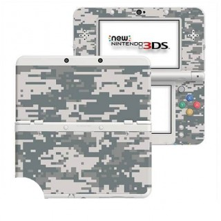 Digital Camo New Nintendo 3DS Skin
