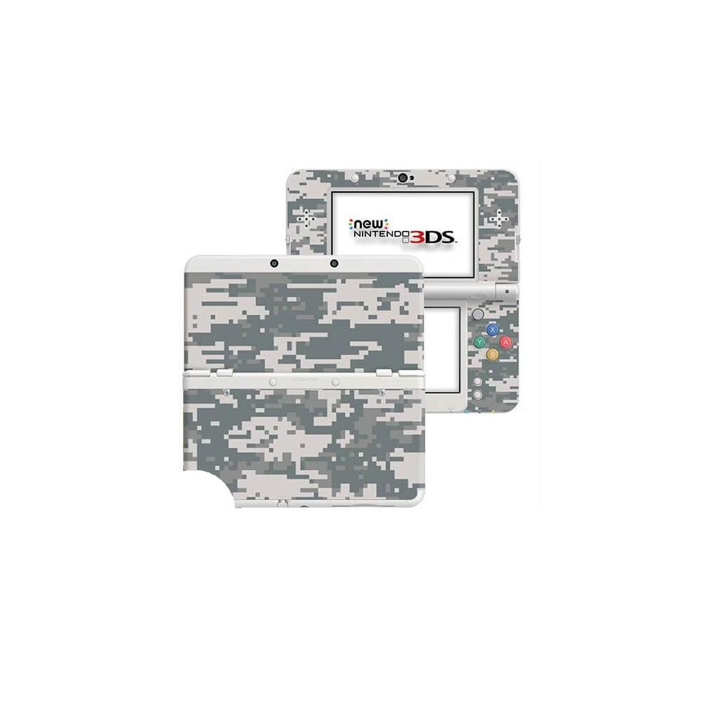 Digital Camo New Nintendo 3DS Skin