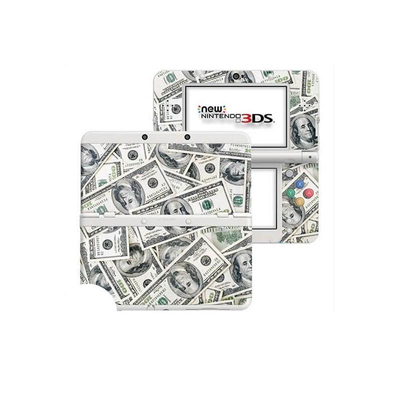Dollars New Nintendo 3DS Skin