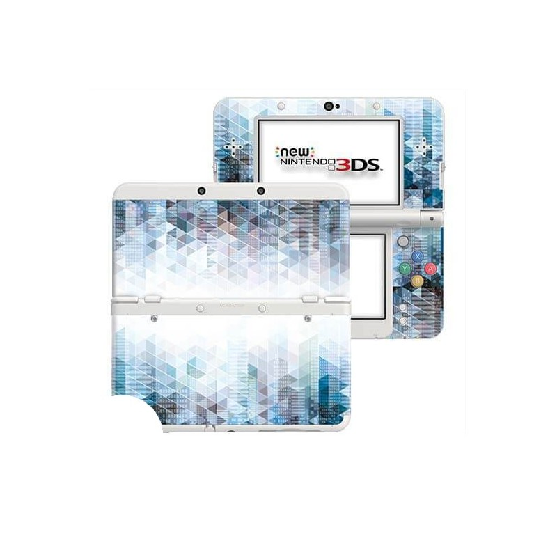 Geo City New Nintendo 3DS Skin