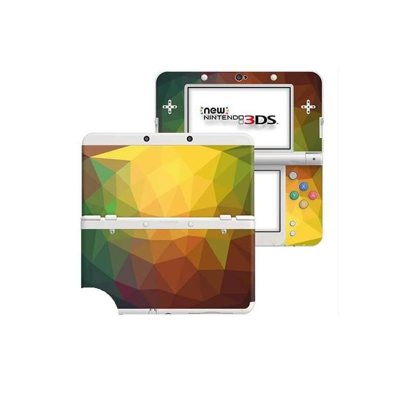 Geometrisch New Nintendo 3DS Skin