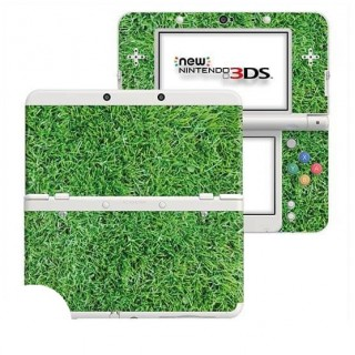 Gras New Nintendo 3DS Skin