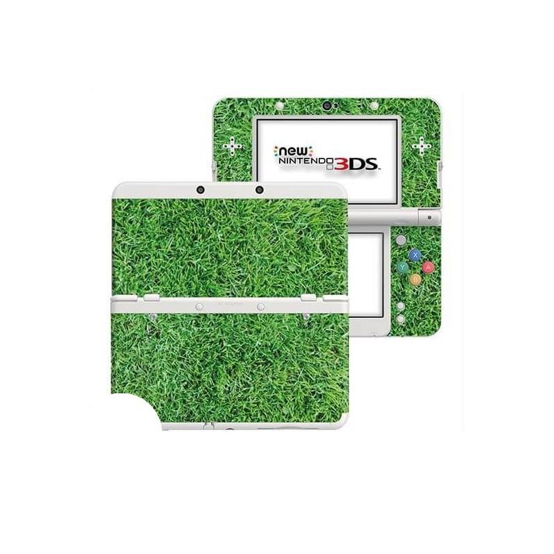 Gras New Nintendo 3DS Skin