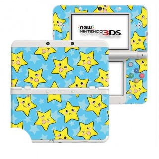 Happy Stars New Nintendo 3DS Skin