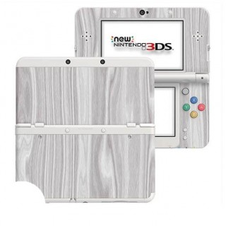 Hout Maple New Nintendo 3DS Skin