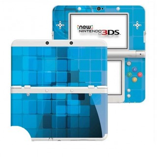 Ocean Square New Nintendo 3DS Skin