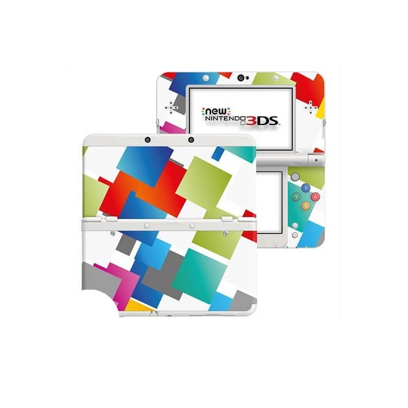 Post-it New Nintendo 3DS Skin