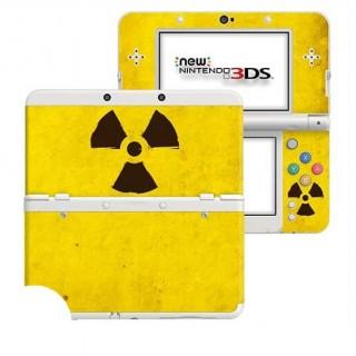 Radioactief New Nintendo 3DS Skin