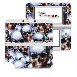 Schedels New Nintendo 3DS Skin