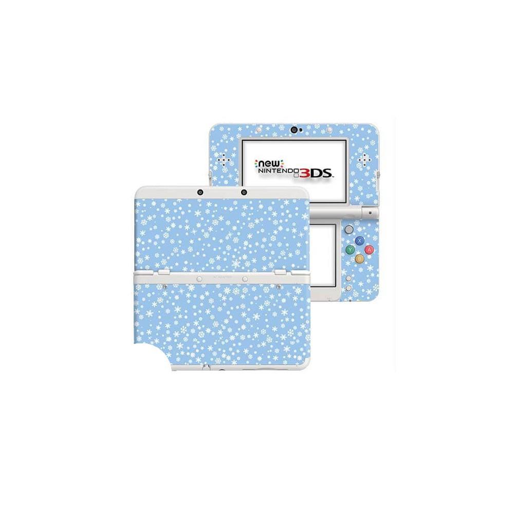Sneeuwvlokjes New Nintendo 3DS Skin