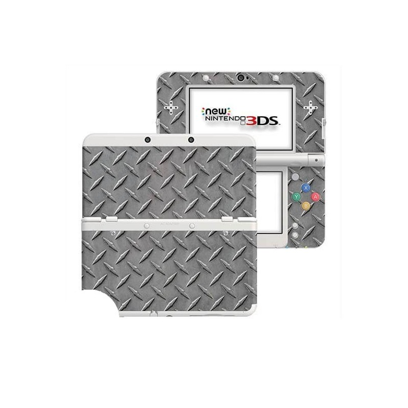 Traanplaat New Nintendo 3DS Skin