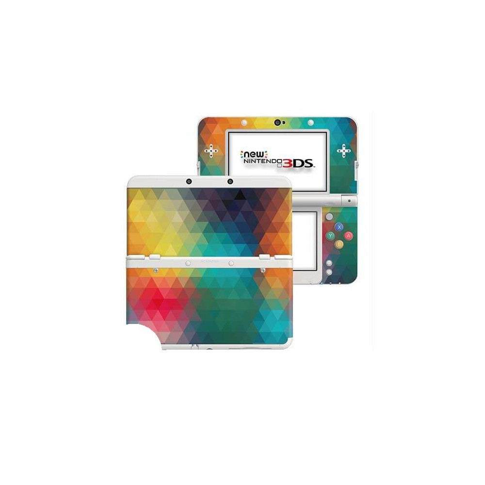 Triangles New Nintendo 3DS Skin
