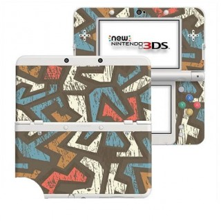 Tribe New Nintendo 3DS Skin