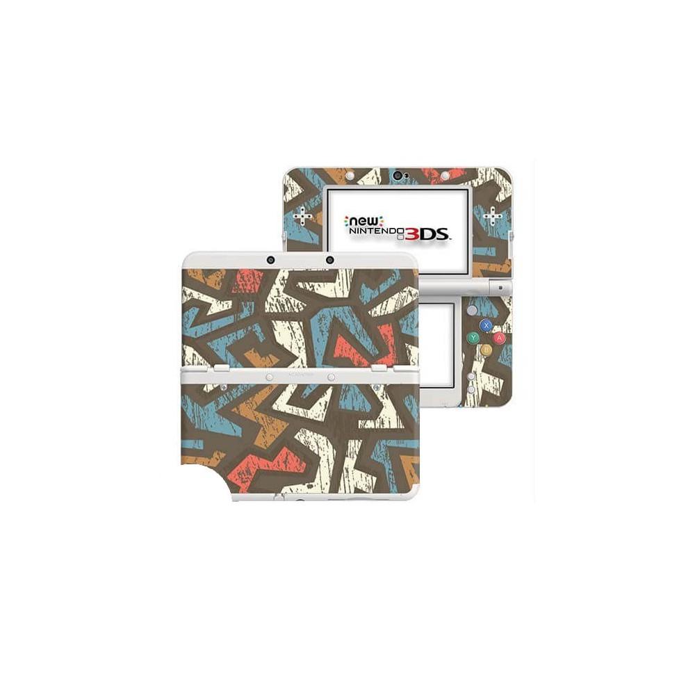 Tribe New Nintendo 3DS Skin