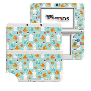 Holland New Nintendo 3DS Skin
