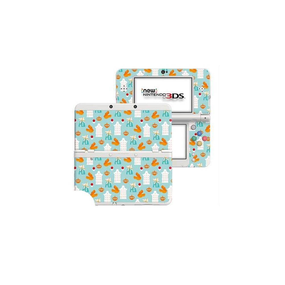 Holland New Nintendo 3DS Skin