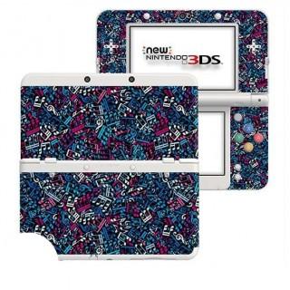 Muziek New Nintendo 3DS Skin