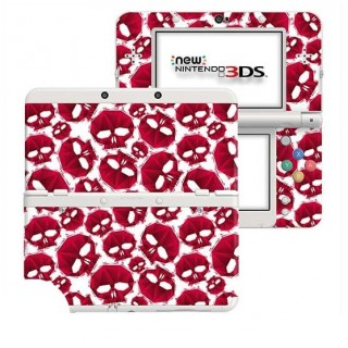 Crystal Skulls New Nintendo 3DS Skin