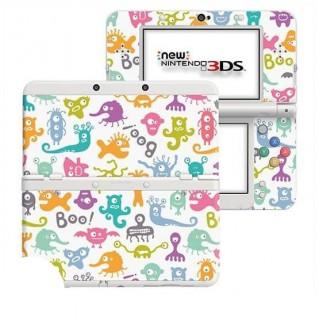 Monters New Nintendo 3DS Skin
