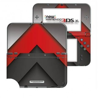Arsenal New Nintendo 3DS XL Skin