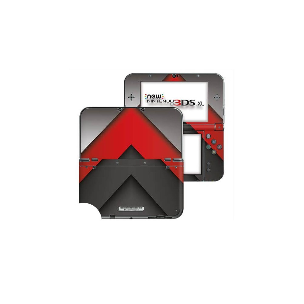 Arsenal New Nintendo 3DS XL Skin