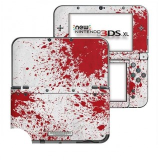 Bloedvlekken New Nintendo 3DS XL Skin