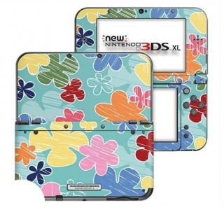 Bloemen New Nintendo 3DS XL Skin