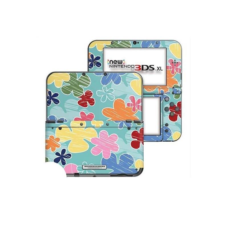 Bloemen New Nintendo 3DS XL Skin
