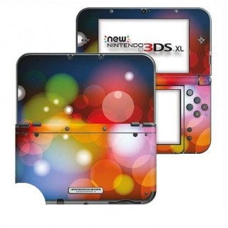 Bokeh New Nintendo 3DS XL Skin