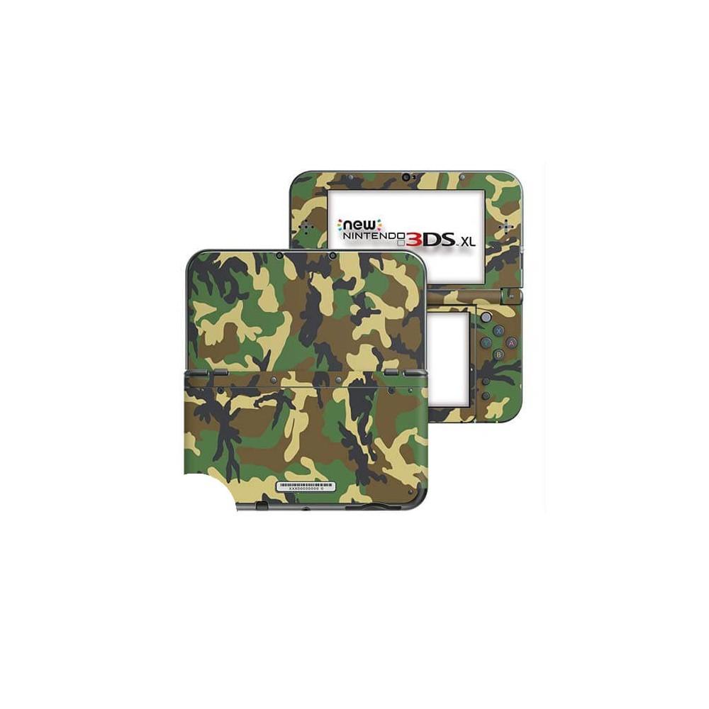 Camouflage New Nintendo 3DS XL Skin