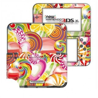 Candy New Nintendo 3DS XL Skin