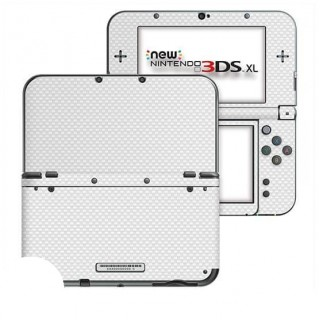 Carbon Wit New Nintendo 3DS XL Skin
