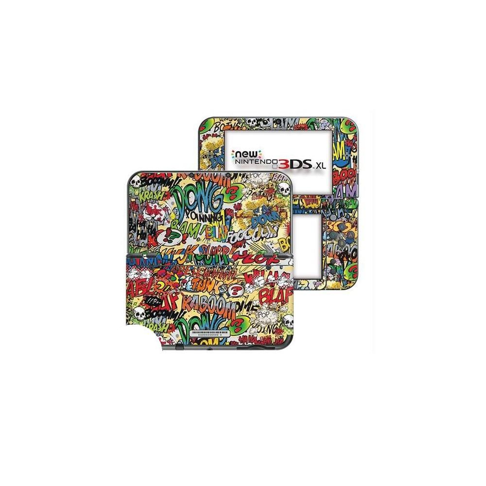 Cartoon SFX New Nintendo 3DS XL Skin