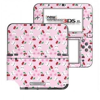 CherryBunny New Nintendo 3DS XL Skin