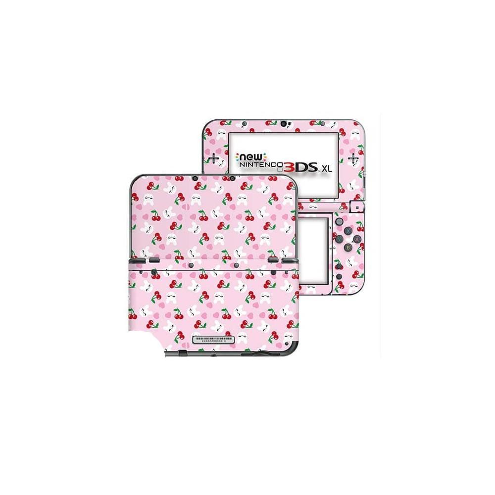 CherryBunny New Nintendo 3DS XL Skin