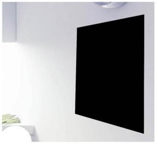 Rechthoek lijst krijtbord sticker basis
