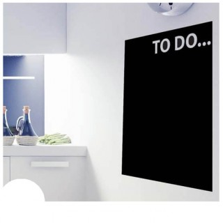 To-do lijst krijtbord sticker basis