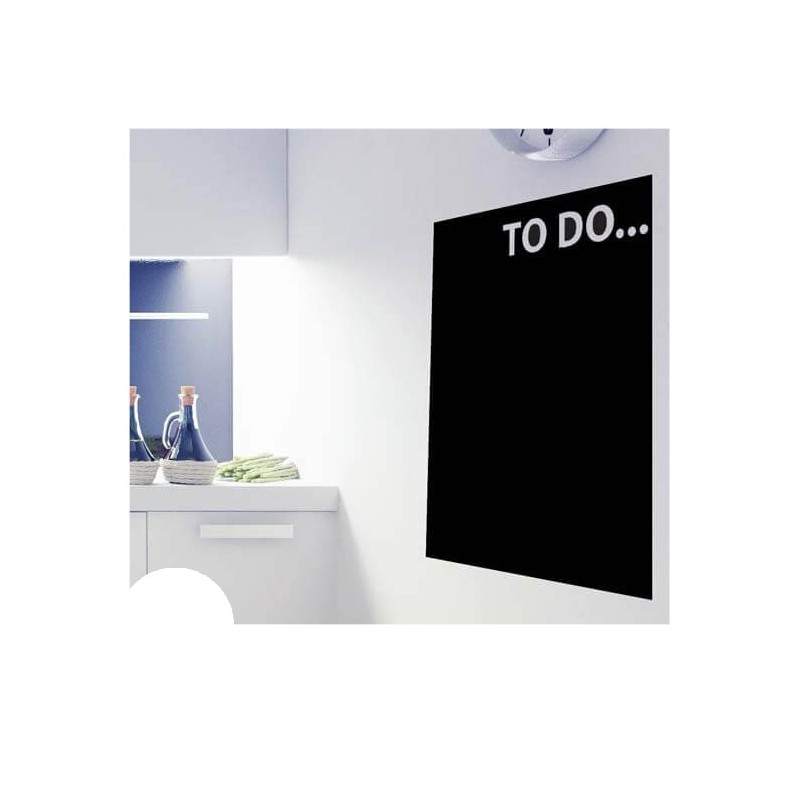To-do lijst lijst krijtbord sticker basis