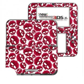 Crystal Skulls New Nintendo 3DS XL Skin