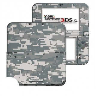 Digital Camo New Nintendo 3DS XL Skin