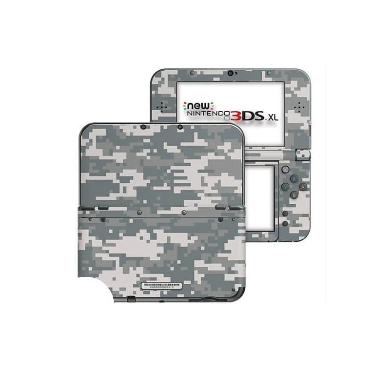 Digital Camo New Nintendo 3DS XL Skin