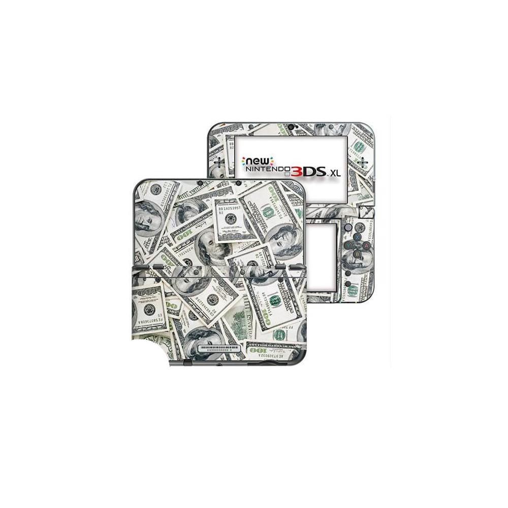Dollars New Nintendo 3DS XL Skin