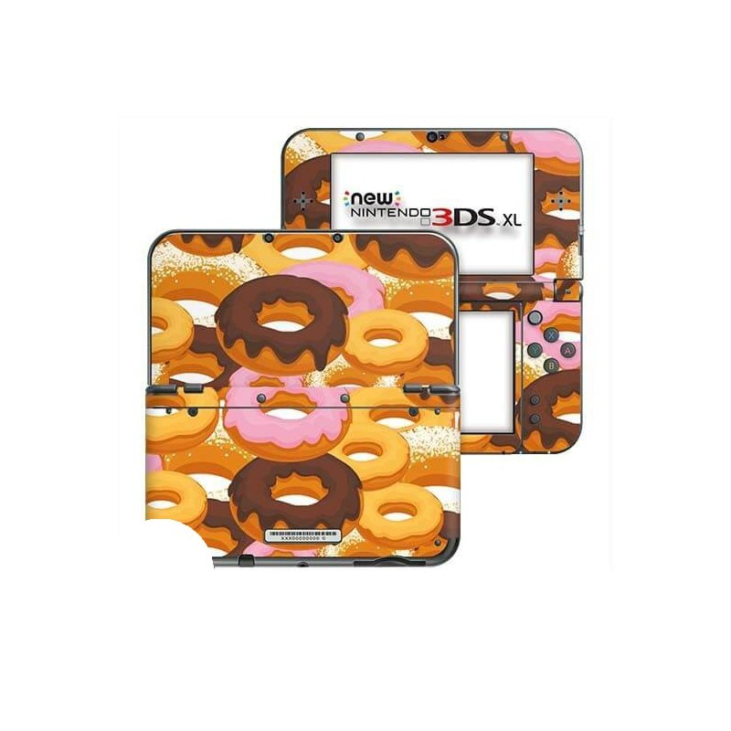 Donuts New Nintendo 3DS XL Skin
