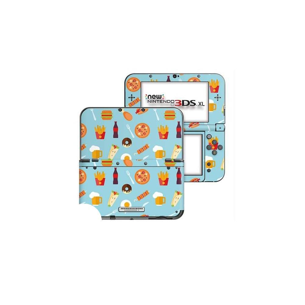 Fastfood New Nintendo 3DS XL Skin