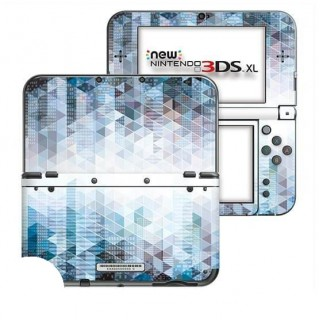 Geo City New Nintendo 3DS XL Skin
