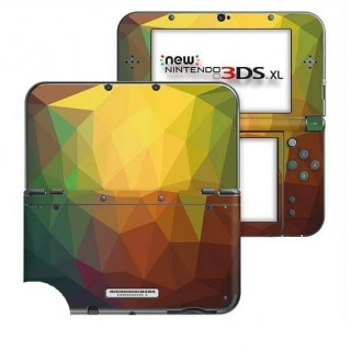 Geometrisch New Nintendo 3DS XL Skin