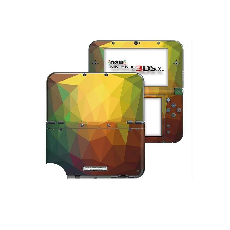 Geometrisch New Nintendo 3DS XL Skin
